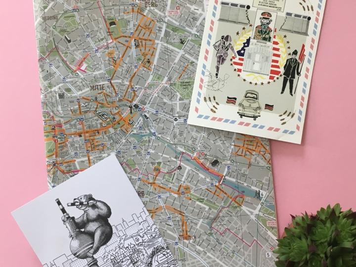 Things Helen Loves Berlin Map Feature