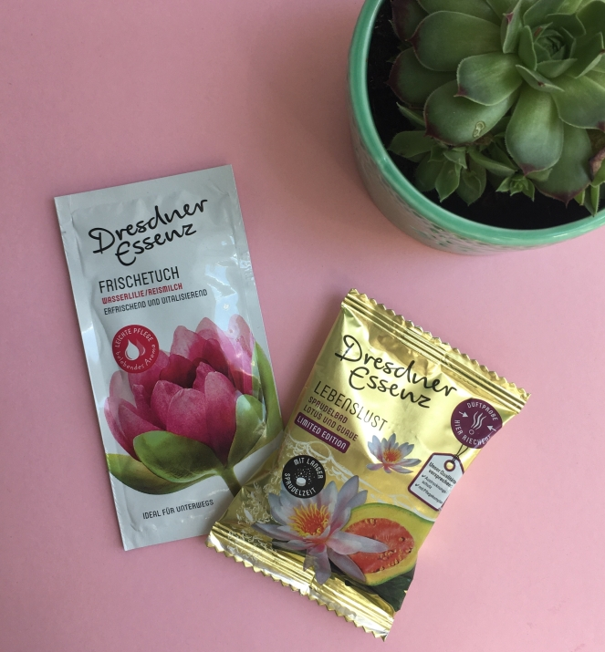 Things Helen Loves, Dresdner Essenz bathbomb with succulent plant