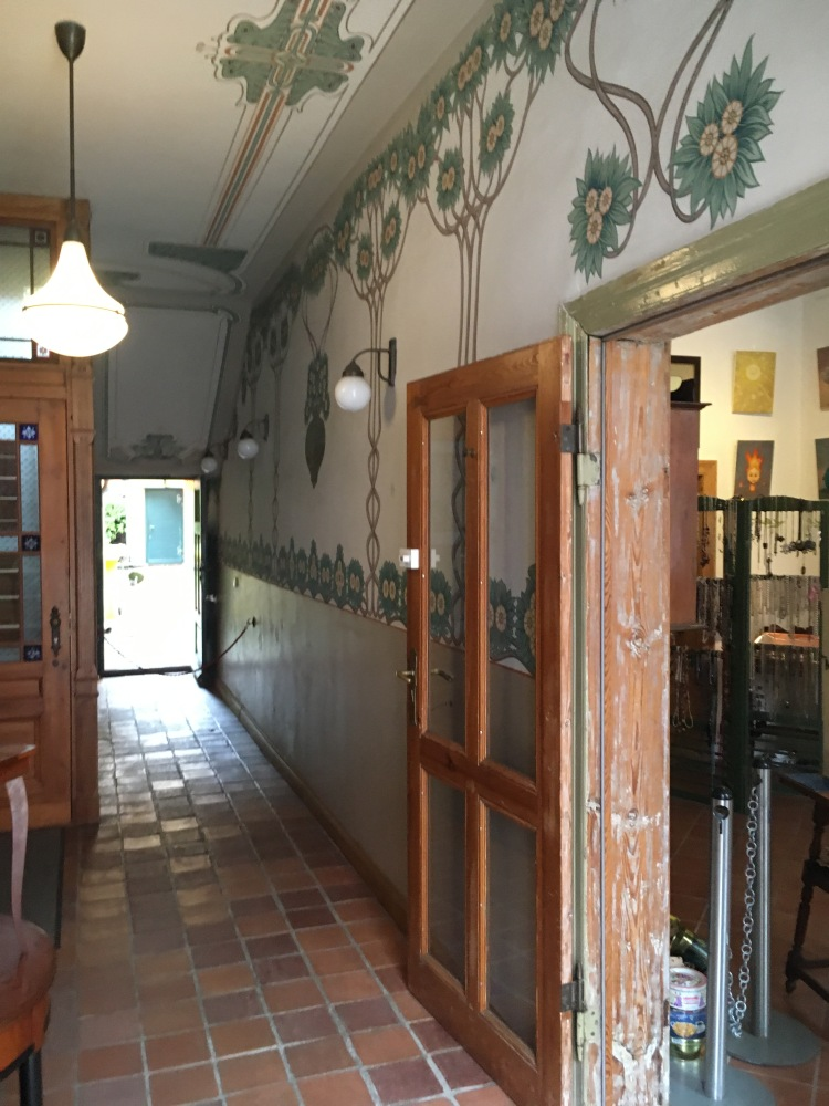 Things Helen Loves, Interior image of historic building in Potsdam