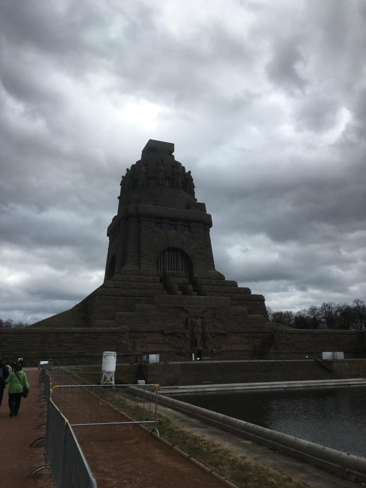 Things Helen Loves, 'volki' War Memorial Leipzig