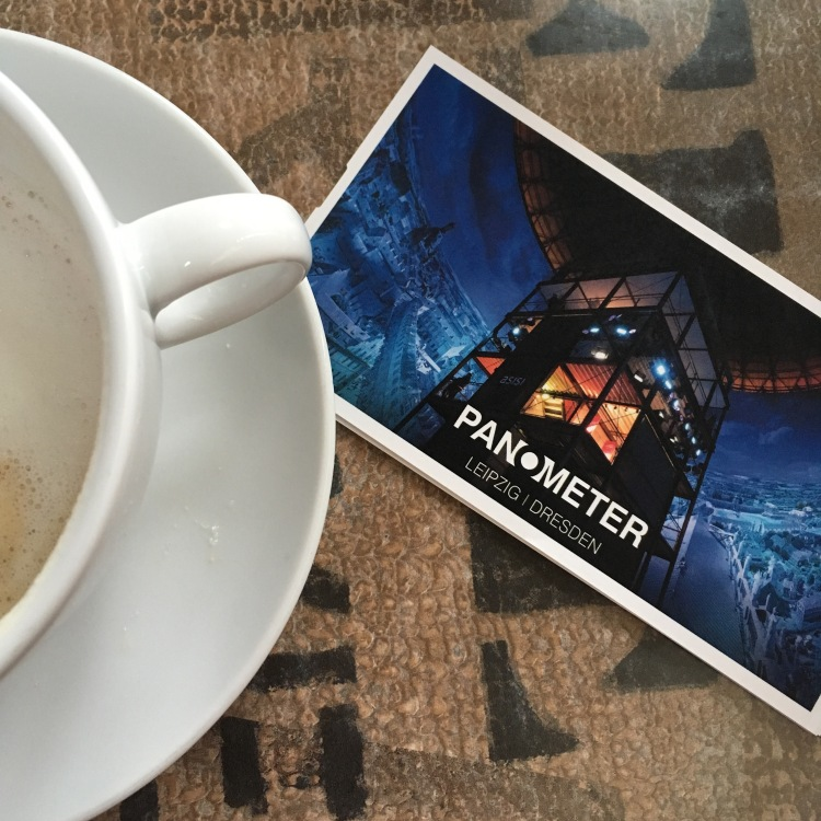 Things Helen Loves, coffee and culture in Leipzig