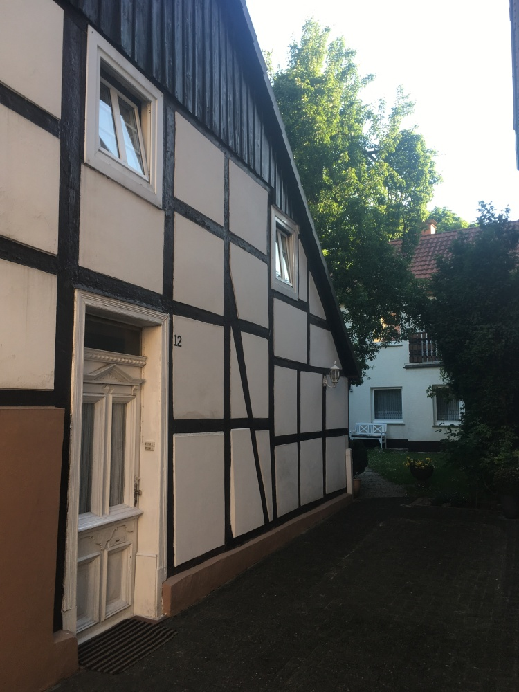 Things Helen Loves, half timbered converted farm building