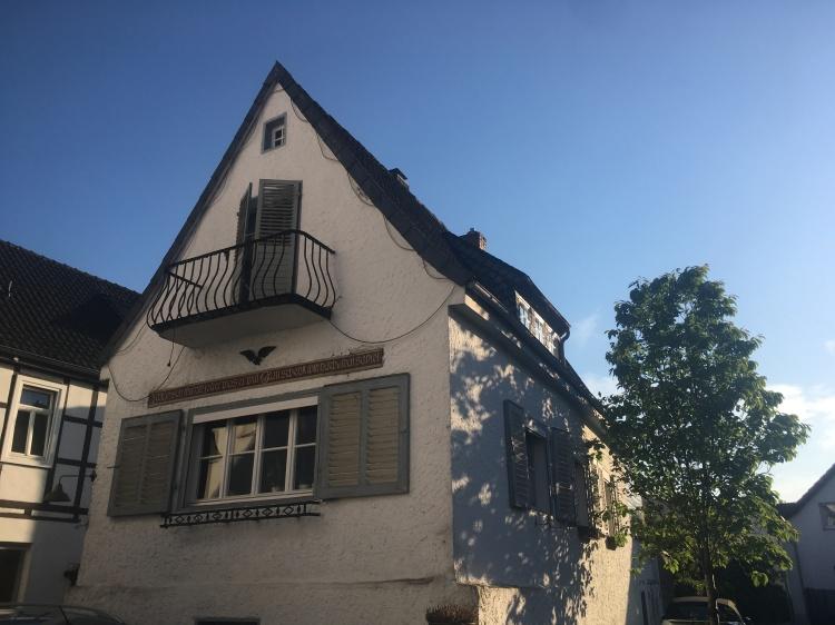 Things Helen Loves, ornate traditional German house