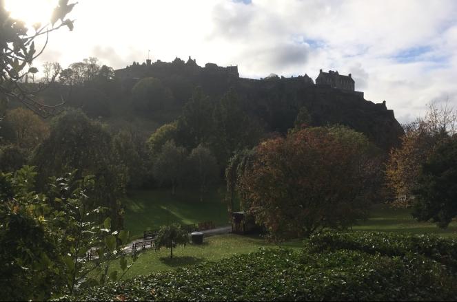 Things Helen Loves, Princes Street Gardens in Edinburgh