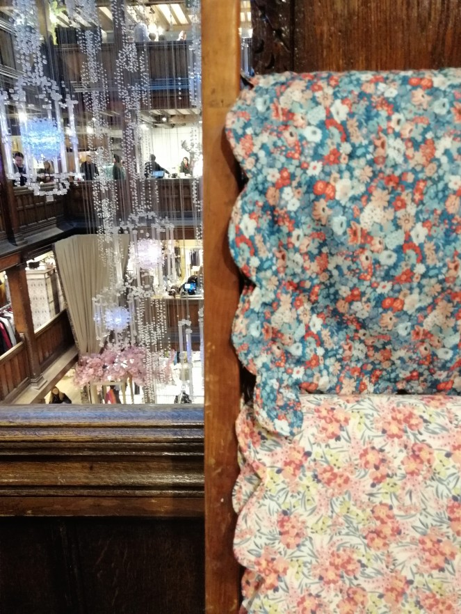 Things Helen Loves, interior shot from Liberty London