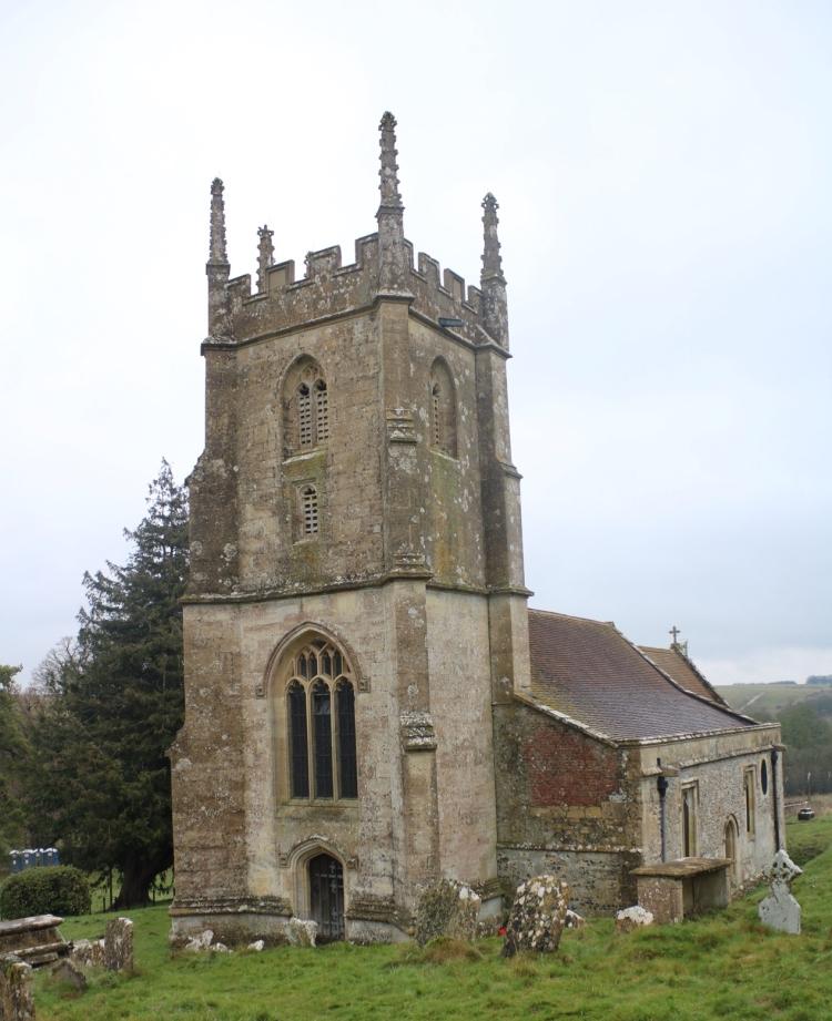 Things Helen Loves, image of church in rural setting