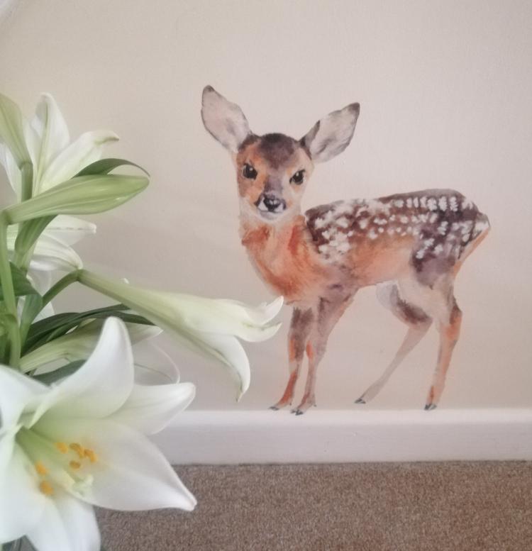Things Helen Loves, Deer wall sticker
