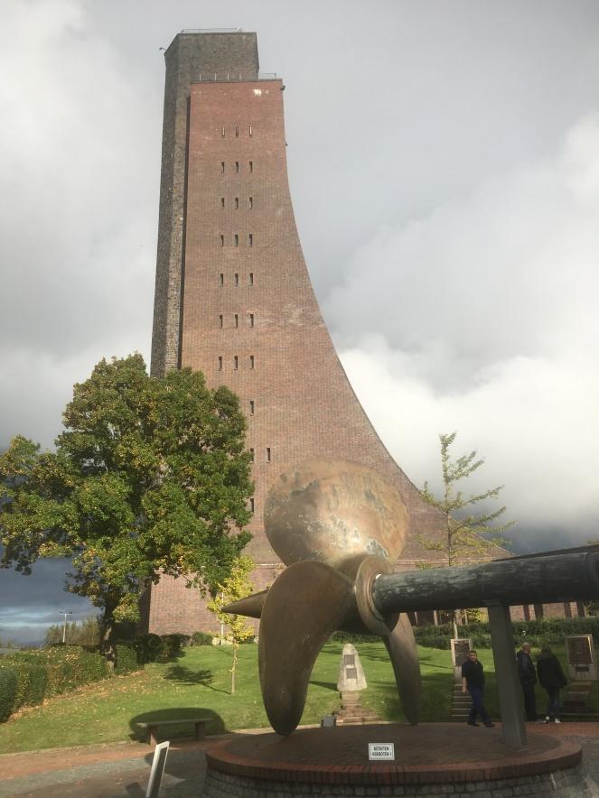 Things Helen Loves, Laboe naval memorial, Germany