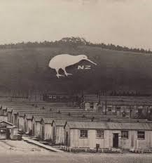 Things Helen Loves, old image of the original Sling camp