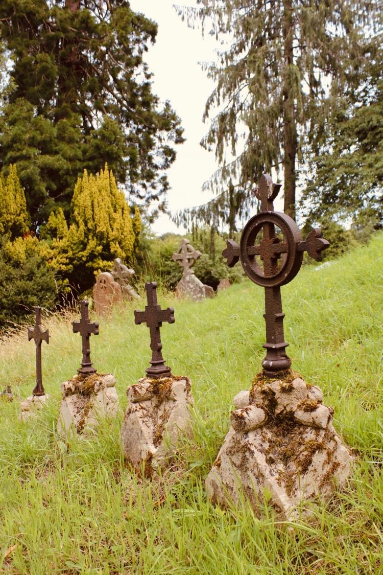 Things Helen Loves, line of unusual gravestones