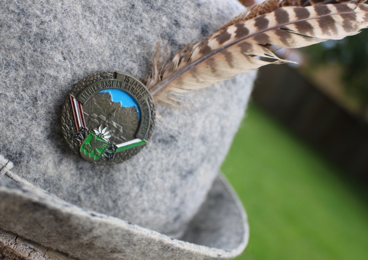 Things Helen Loves, image of Austrian hat pin