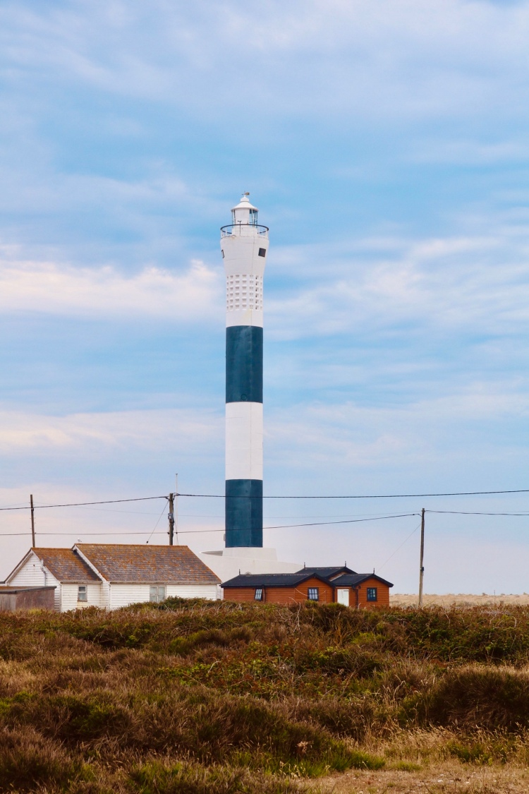 Things Helen Loves image of Old Lighthouse Dungeness