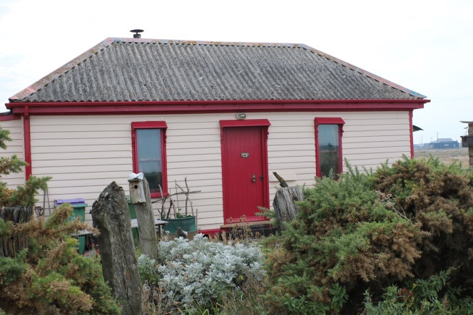 Things Helen Loves, picture of cottage at Dungeness