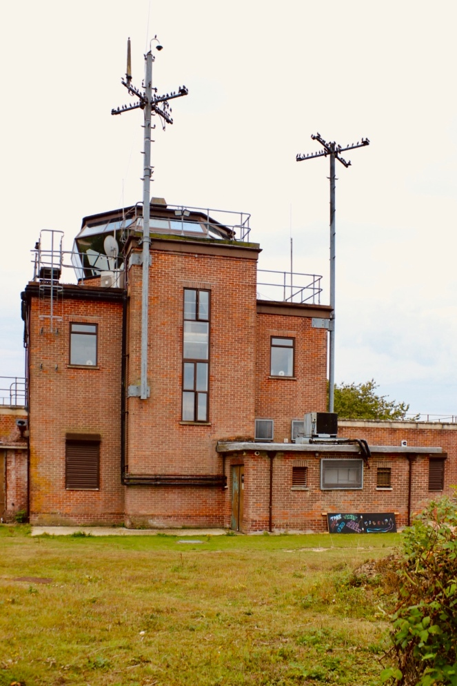 Things Helen Loves, Greenham Common Control Tower